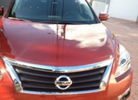 Nissan Altima 2015 americano