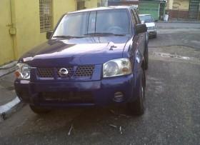 Nissan Frontier 2004 azul
