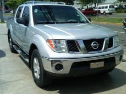 Nissan Frontier 2007 4X4 fullamericana