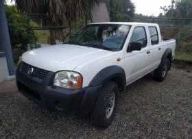 Nissan Frontier D 22 2010