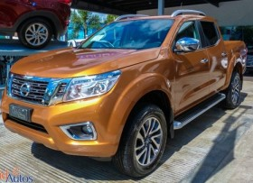 Nissan Frontier LE 2018