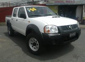 Nissan Frontier NP300 2014