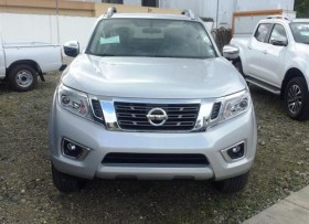 Nissan Frontier NP300 2017