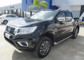 Nissan Frontier NP300 2018