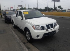 Nissan Frontier SE 2014