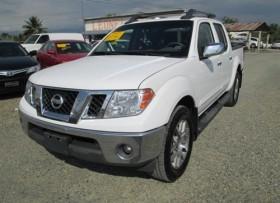 Nissan Frontier SL 2011