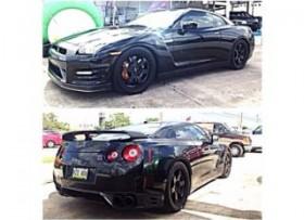 Nissan GTR 2013 BLACK EDITION