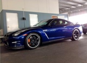 Nissan GTR 2014 PRE-OWNED