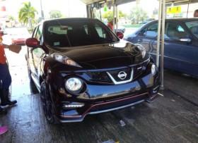 Nissan Juke Nismo 2014