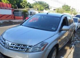 Nissan Murano LE 2004
