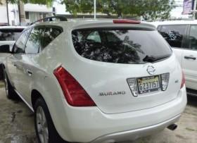 Nissan Murano SE 2004
