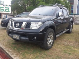 Nissan Navara 2014 4x4
