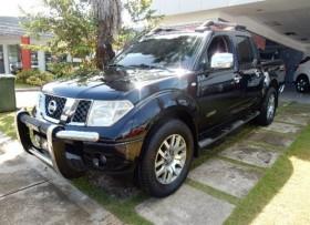 Nissan Navara Titanium 2013