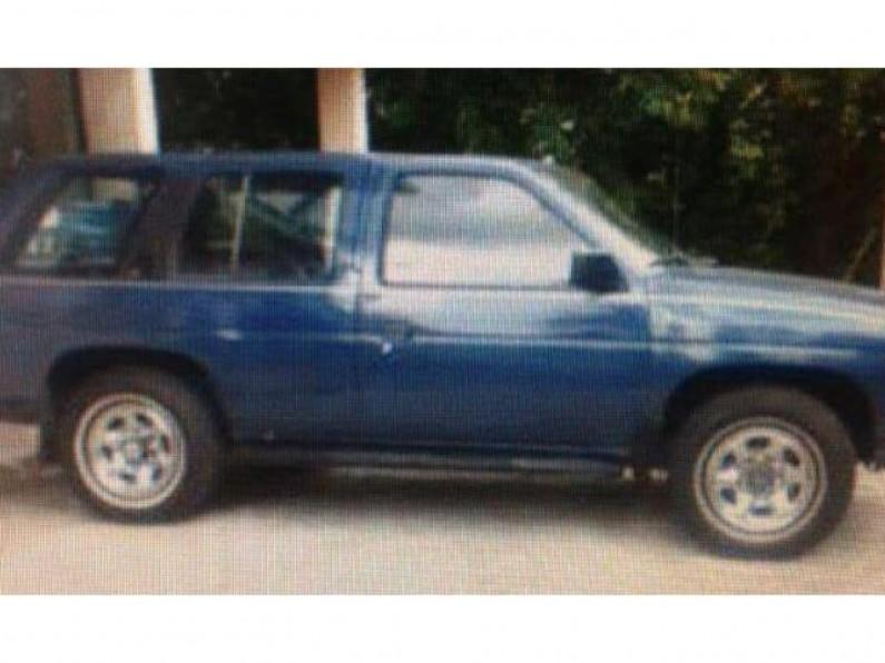 Nissan Pathfinder 1993