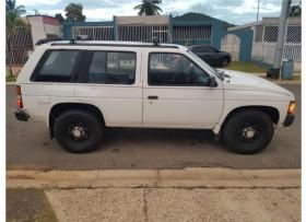 Nissan Pathfinder 1995 1900