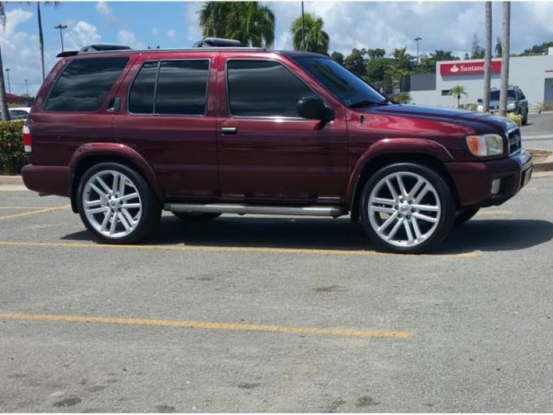 Nissan Pathfinder 2002 Humacao 102770 Pr