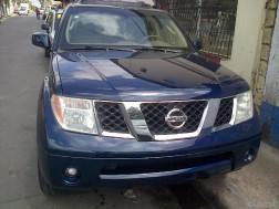 Nissan Pathfinder 2006 super carro Le Full Nueva En 610