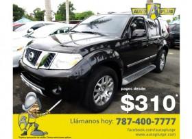 Nissan Pathfinder 2011 Â¡Como Nueva