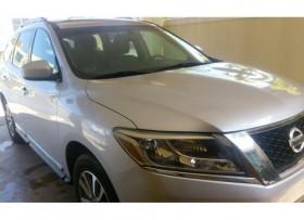 Nissan Pathfinder 2014 Equipada1