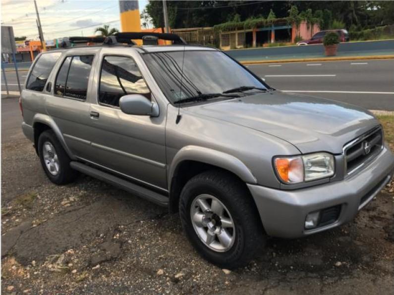Nissan Pathfinder 499500