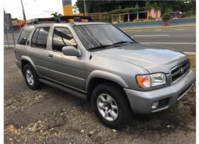Nissan Pathfinder 4x4 399500