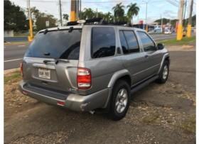 Nissan Pathfinder 4x4 piel 440000