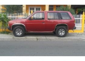 Nissan Pathfinder 93