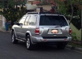 Nissan Pathfinder FULL 2004