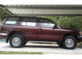 Nissan Pathfinder XELE vino 1998 3800