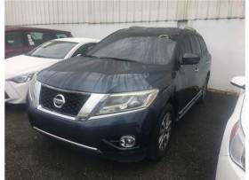 Nissan Pathfinder sl