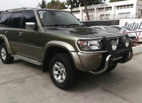 Nissan Patrol GRX 2000