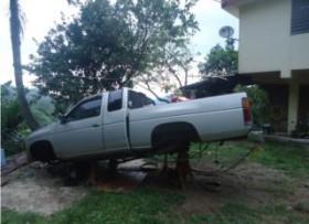 Nissan Pick UpCab 12 cajon 90-97