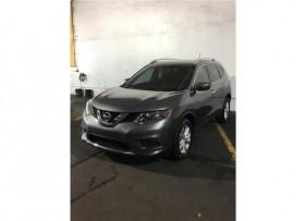 Nissan Rogue SV 2015 Gris Oscuro