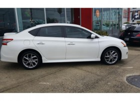 Nissan Sentra 2013 Sr Blanco Perla AT