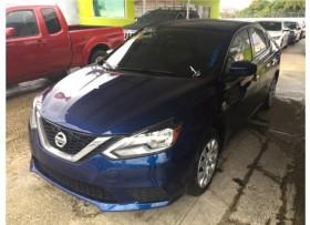 Nissan Sentra 2016sv