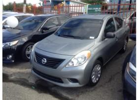 Nissan Versa 2013 AUT