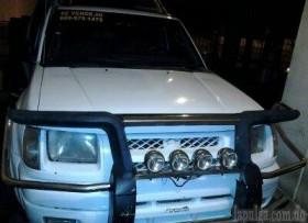 Nissan X Terra 2000