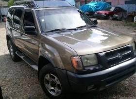 Nissan X Terra 2001