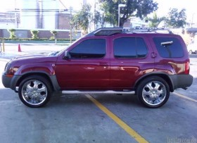 Nissan X Terra 2004