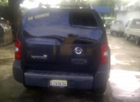 Nissan X Terra 2007