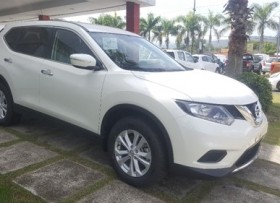 Nissan X-Trail Advance 2018