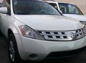 Nissan murano sl 2004