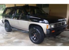 Nissan pathfinder 89 4×4