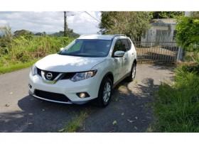 Nissan rogue 2015 SV
