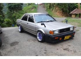 Nissan sentra 1989 nitido