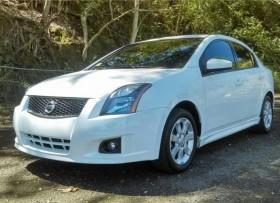 Nissan sentra 2012 SR