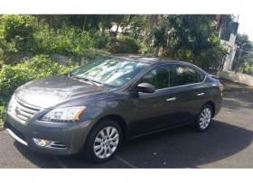Nissan sentra 2013 10000
