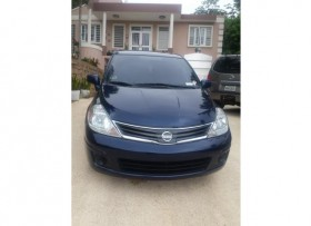 Nissan versa 2011 aut full power