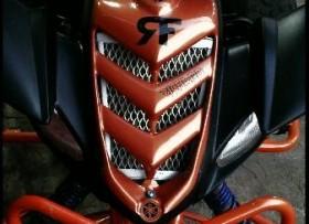 Oferta Four Wheels Raptor 660 Con Mas De 2500 Dollar En Accesorio Rega