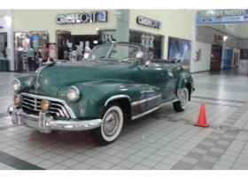 Oldsmobile 1948 Convertible